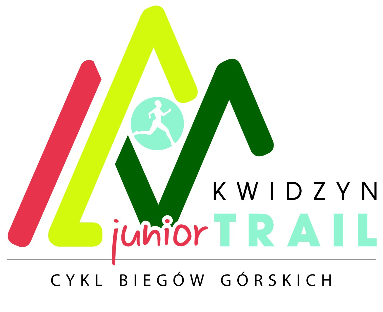 kwidzyn junior trail logo